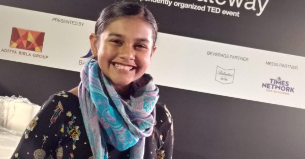 TIME 2020 Kid of the Year Gitanjali Rao