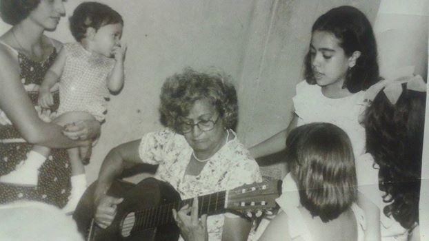 """""""In my home, there was lots of freedom. We listened to music that was banned outside,"""" recalls Cuban exile Janisset Rivero."""
