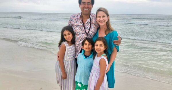 LIBRE spokesperson Israel Ortega shares why Hispanic Heritage month is so important to him and how his family plans to celebrate