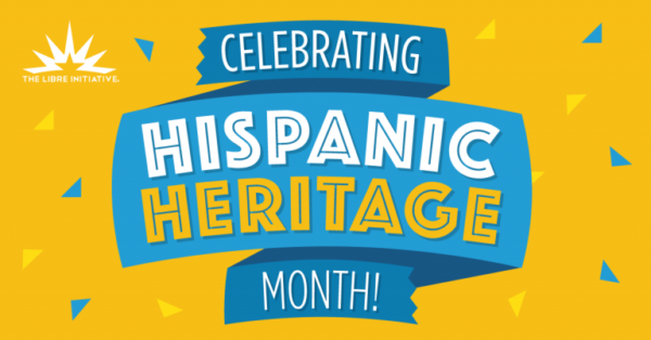 Celebrate Hispanic Heritage Month with The LIBRE Initiative at one of these special events