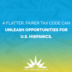 Comprehensive Tax Reform Will Benefit Latino Entrepreneurs