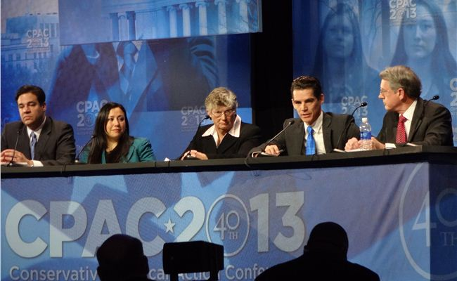 CPAC discusses GOP Immigration Policy