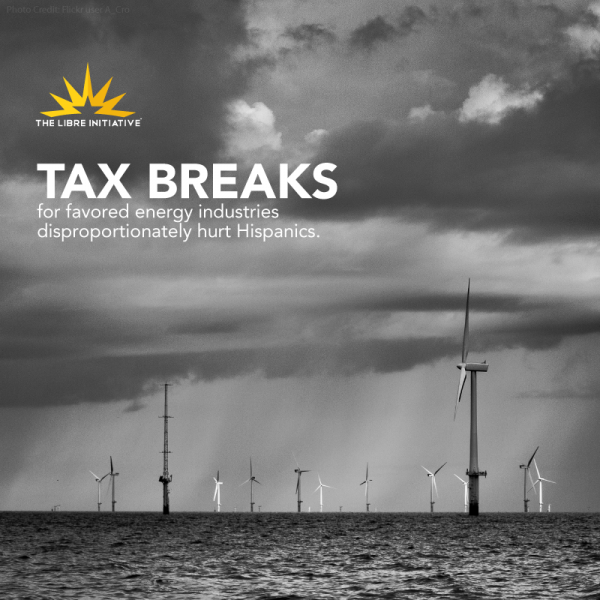 Tax Breaks for Favored Energy Industries Are Corporate Welfare, Plain and Simple