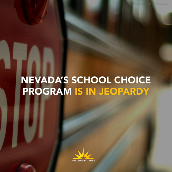 For Nevada, Education Savings Accounts in Jeopardy
