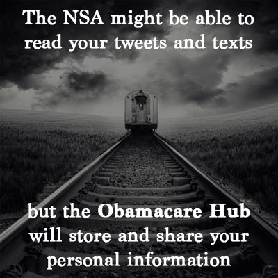 """Does Health Care """"Data Hub"""" Threaten Privacy?"""