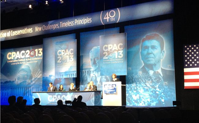 Conservative activists hold annual conclave on strategy