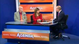 Judy Pino on Hispanic Agenda talking about the Obamacare Rollout